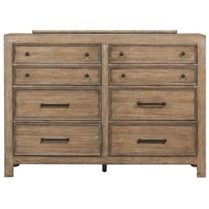 Belfort Select Ivy City 8 Drawer Bureau