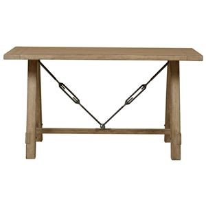 Belfort Select Ivy City Sawhorse Desk