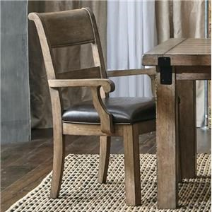 Belfort Select Ivy City Arm Chair