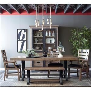 Belfort Select Ivy City 6 Piece Dining Set