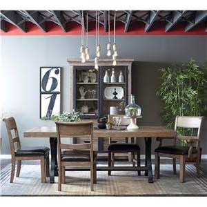 Belfort Select Ivy City 7 Piece Dining Set