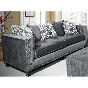 Del Sol Exclusive Roxanne Sofa