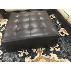 Del Sol Exclusive Stallion Ottoman