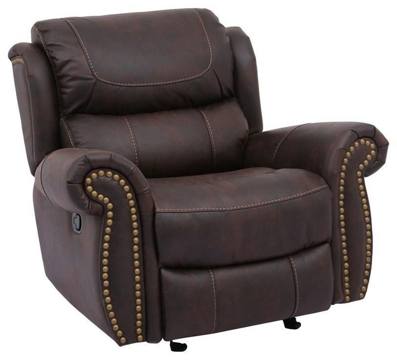 Leather Recliner FREE with your purchase