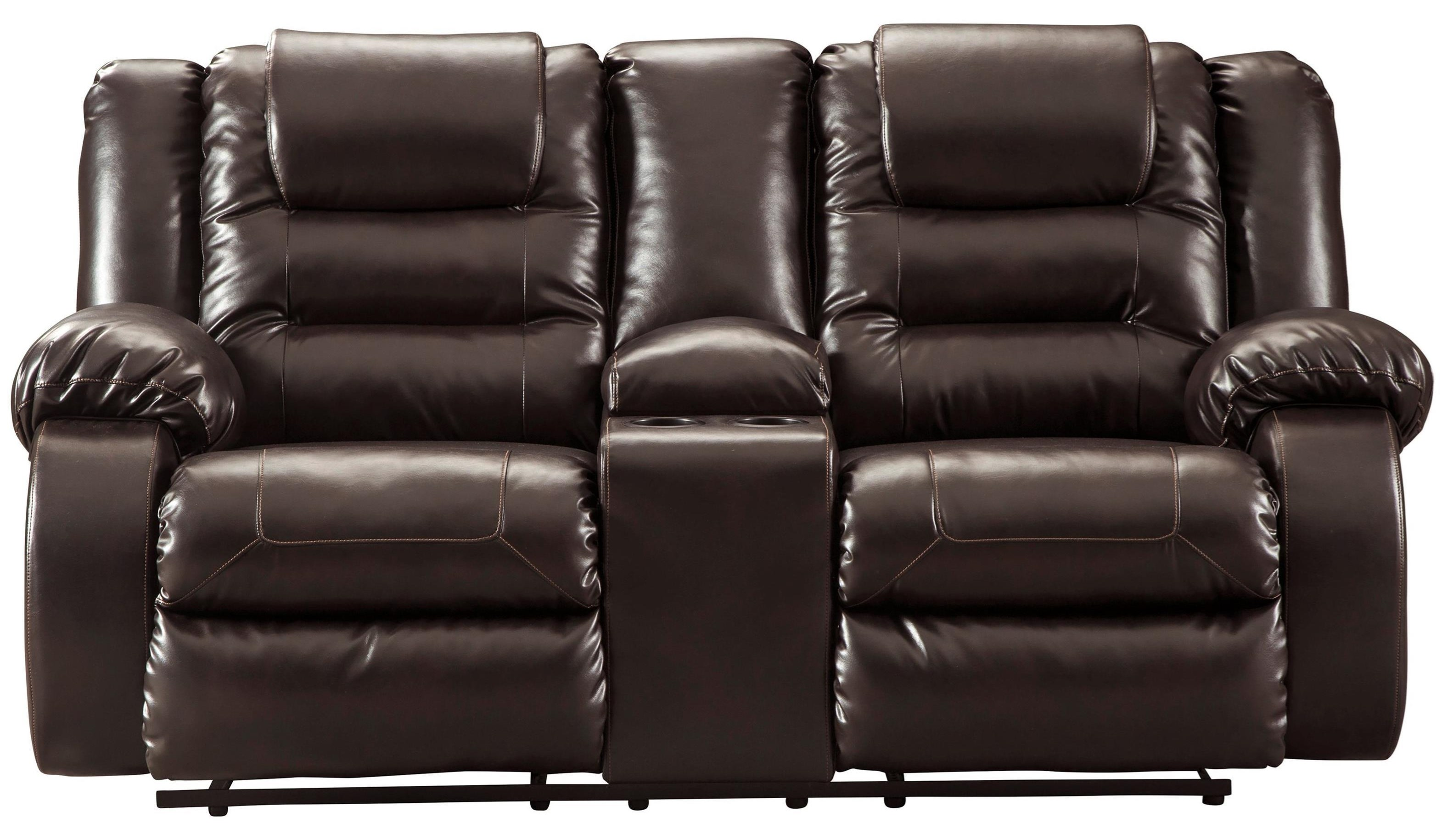 Reclining Loveseat JUST $399 with Your Purch