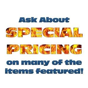 Showplace Product Messages Ask About Special Pricing!