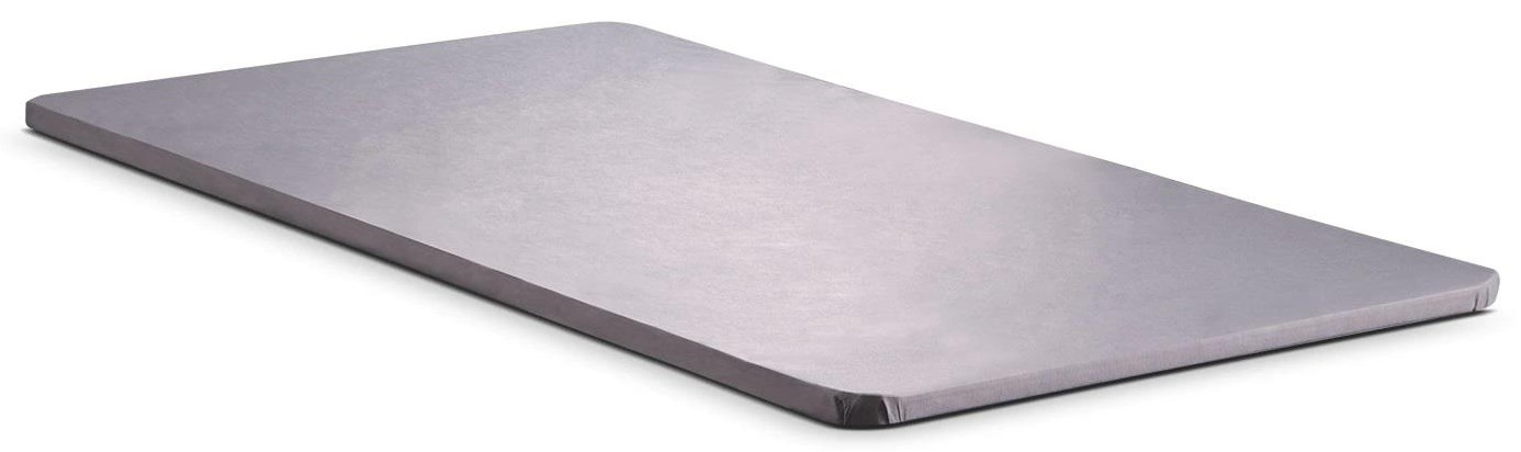 Superb Twin 2 inch Bunkie Board by Sleep Shop at Del Sol Furniture