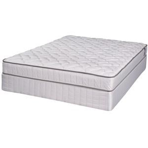 Del Sol Exclusive Superb Queen Basic Mattress Set - SUPERBQM