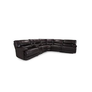 Northeast Factory Direct UX9509 Reclining Sectional