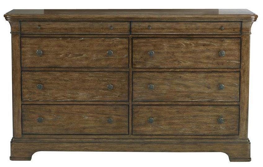Belfort Select Virginia Mill 8 Drawer Dresser - Item Number: 8854-010