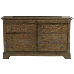 Belfort Select Virginia Mill 8 Drawer Dresser