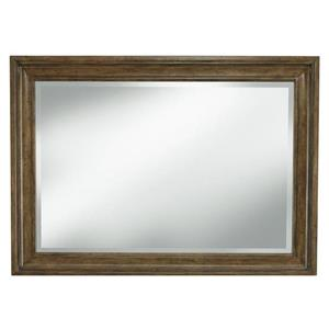 Belfort Select Virginia Mill Rectangular Landscape Mirror