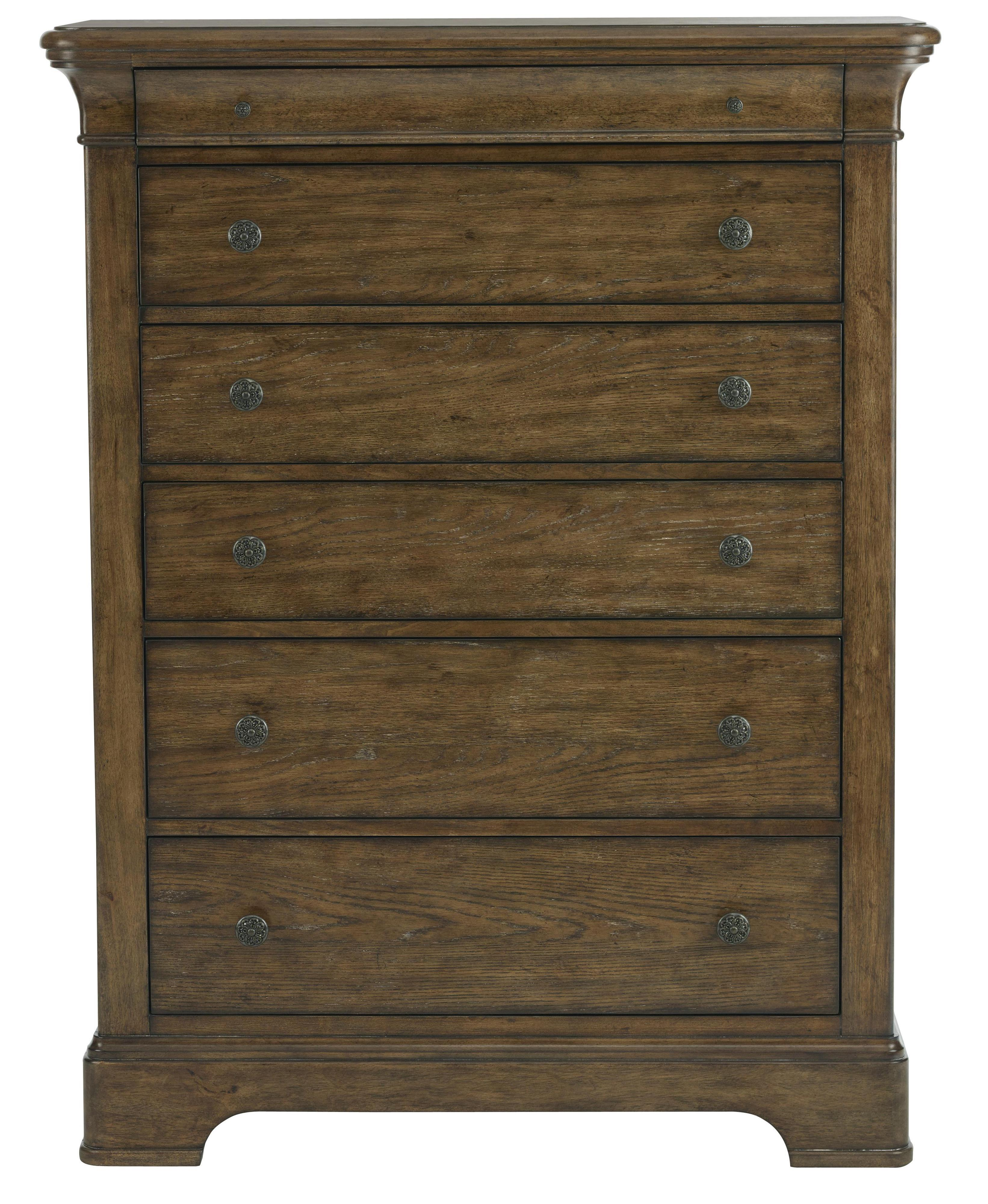 Belfort Select Virginia Mill Tall Drawer Chest - Item Number: 8854-040