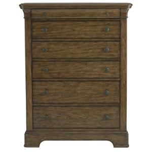 Belfort Select Virginia Mill Tall Drawer Chest