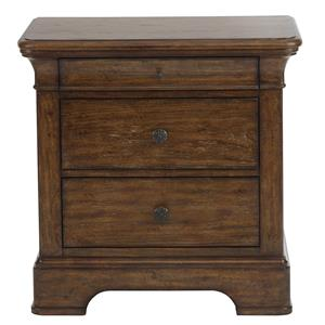 Belfort Select Virginia Mill 3 Drawer Nightstand