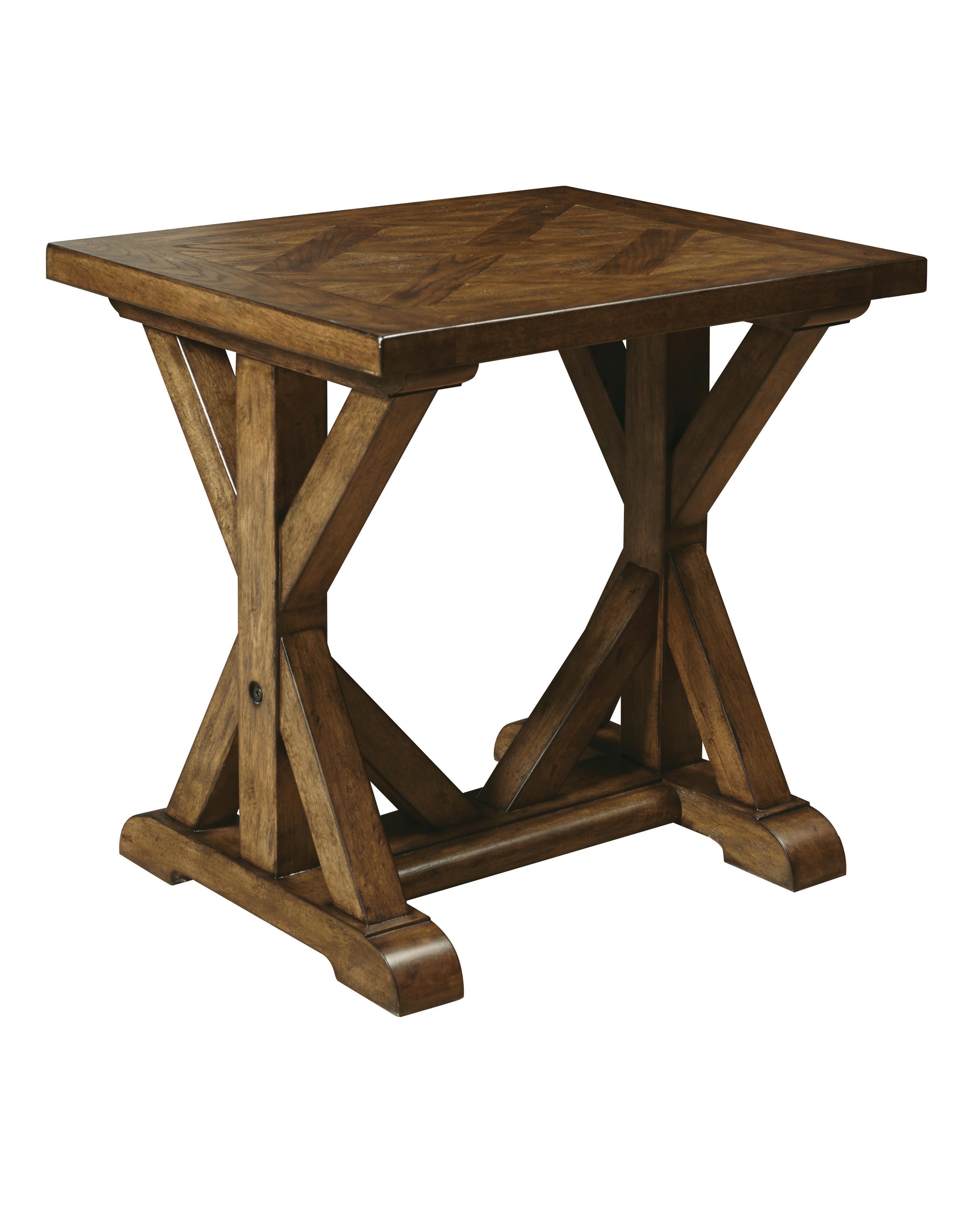 Belfort Select Virginia Mill End Table - Item Number: 8854-102