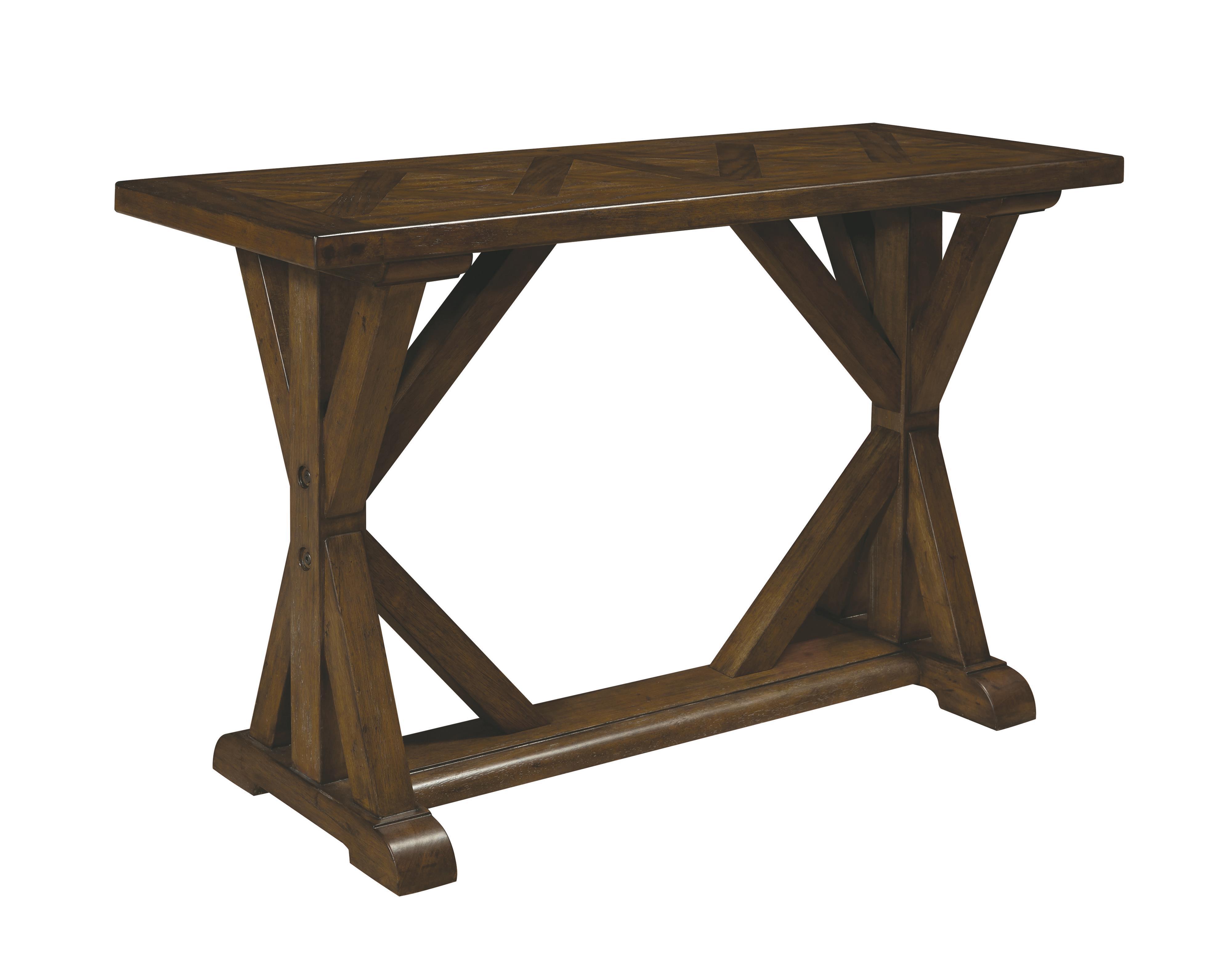 Belfort Select Virginia Mill Sofa Table - Item Number: 8854-104