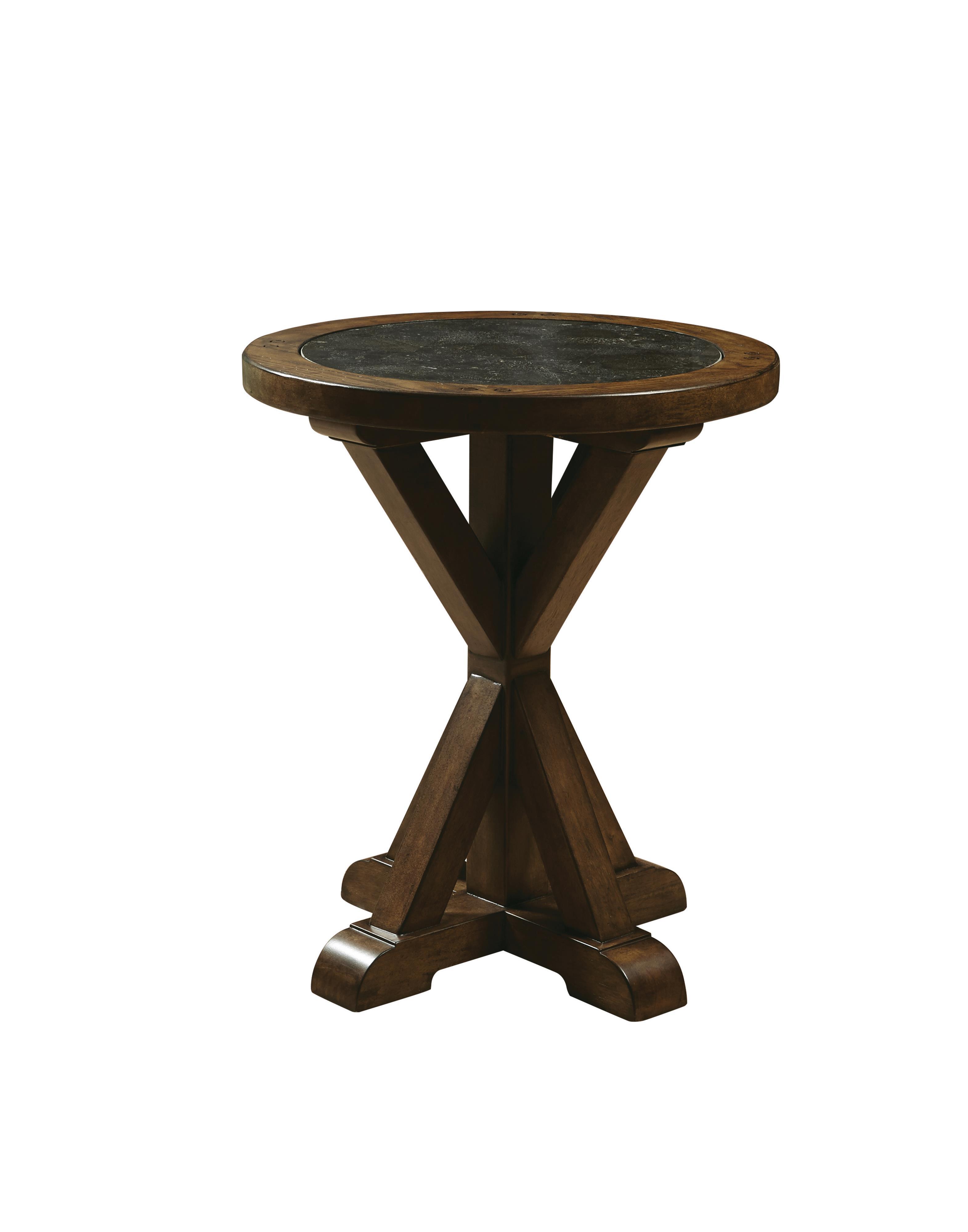 Belfort Select Virginia Mill Chairside Table - Item Number: 8854-108