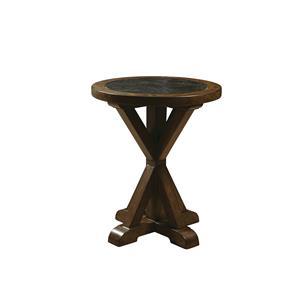 Belfort Select Virginia Mill Chairside Table