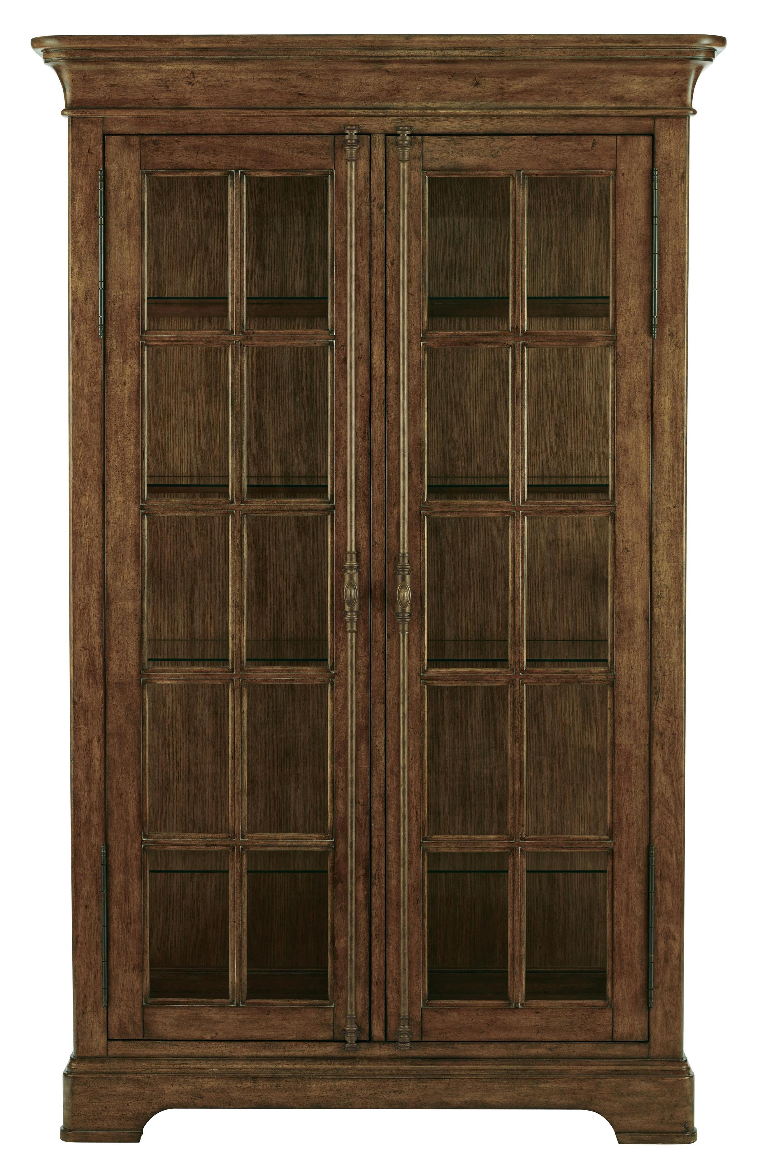 Belfort Select Virginia Mill Glass Door China Cabinet - Item Number: 8854-140