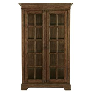 Belfort Select Virginia Mill Glass Door China Cabinet