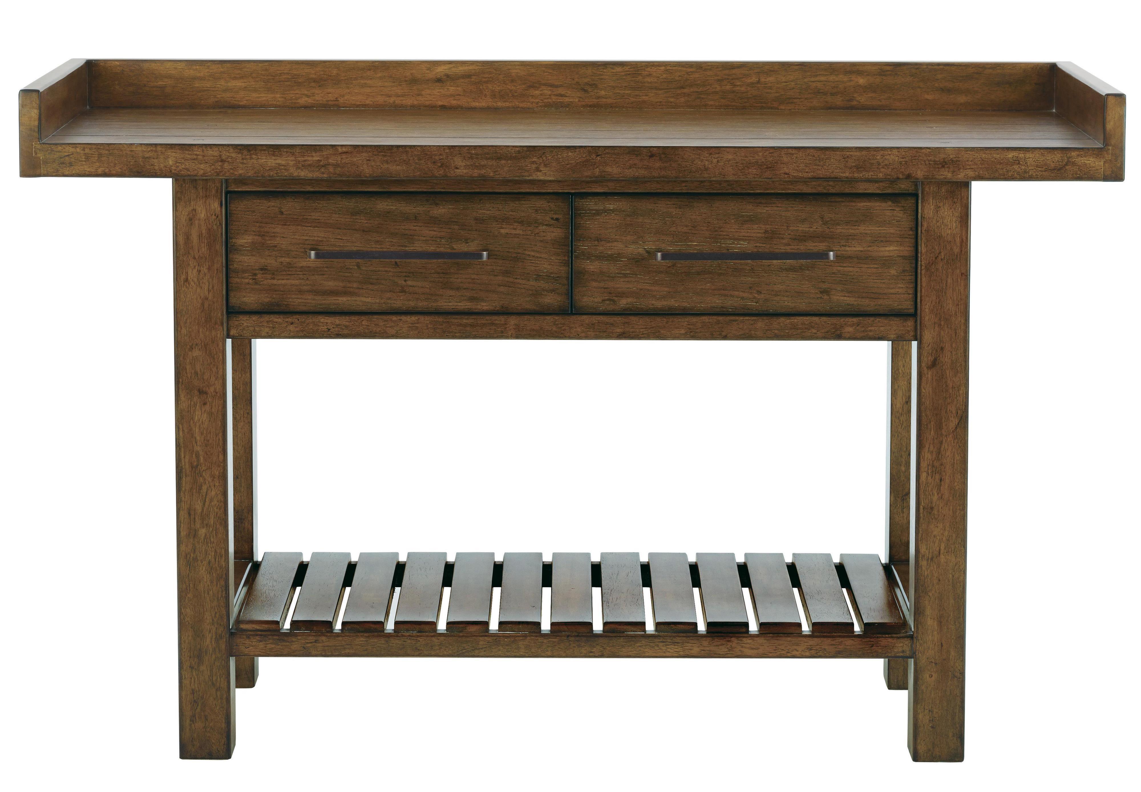 Belfort Select Virginia Mill 2 Drawer Sideboard - Item Number: 8854-146