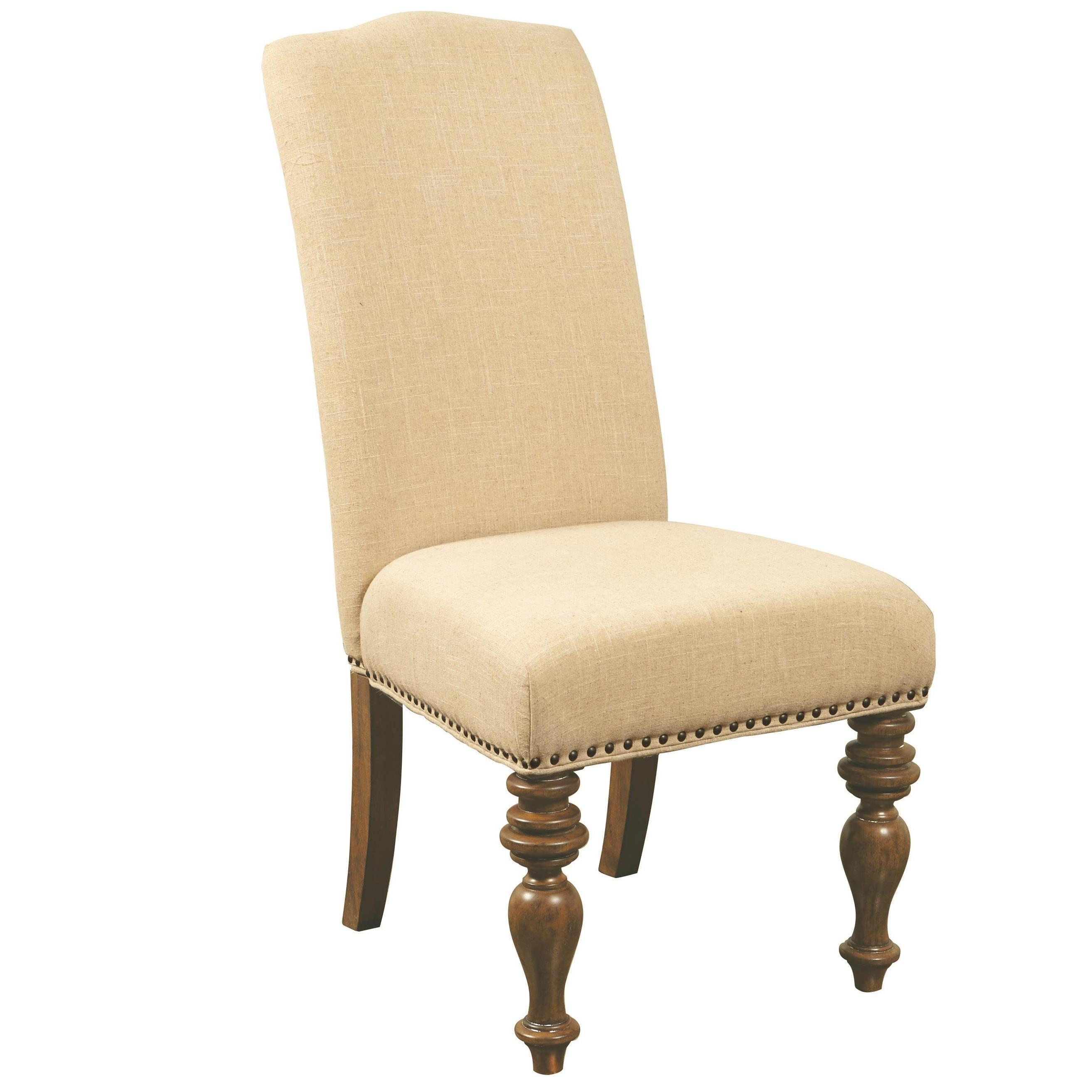 Belfort Select Virginia Mill Upholstered Side Chair - Item Number: 8854-150F