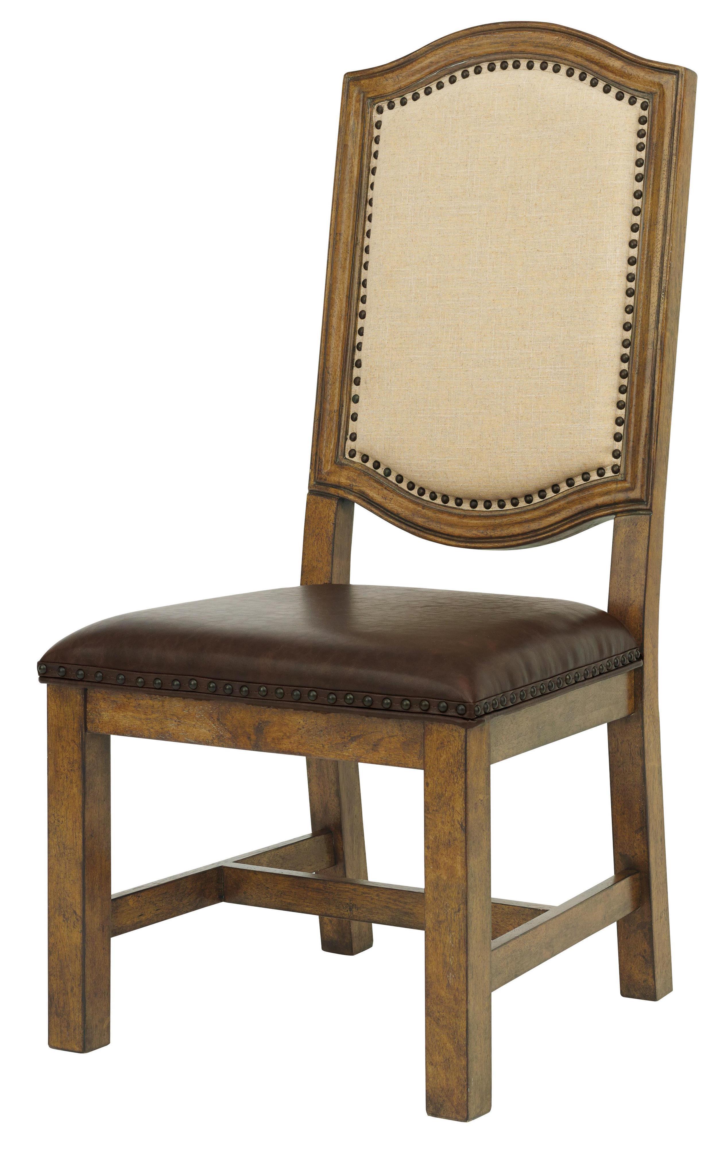 Belfort Select Virginia Mill Wood Side Chair - Item Number: 8854-154B