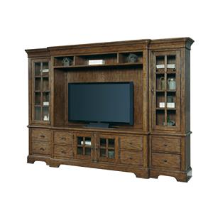 Belfort Select Virginia Mill TV Wall Console