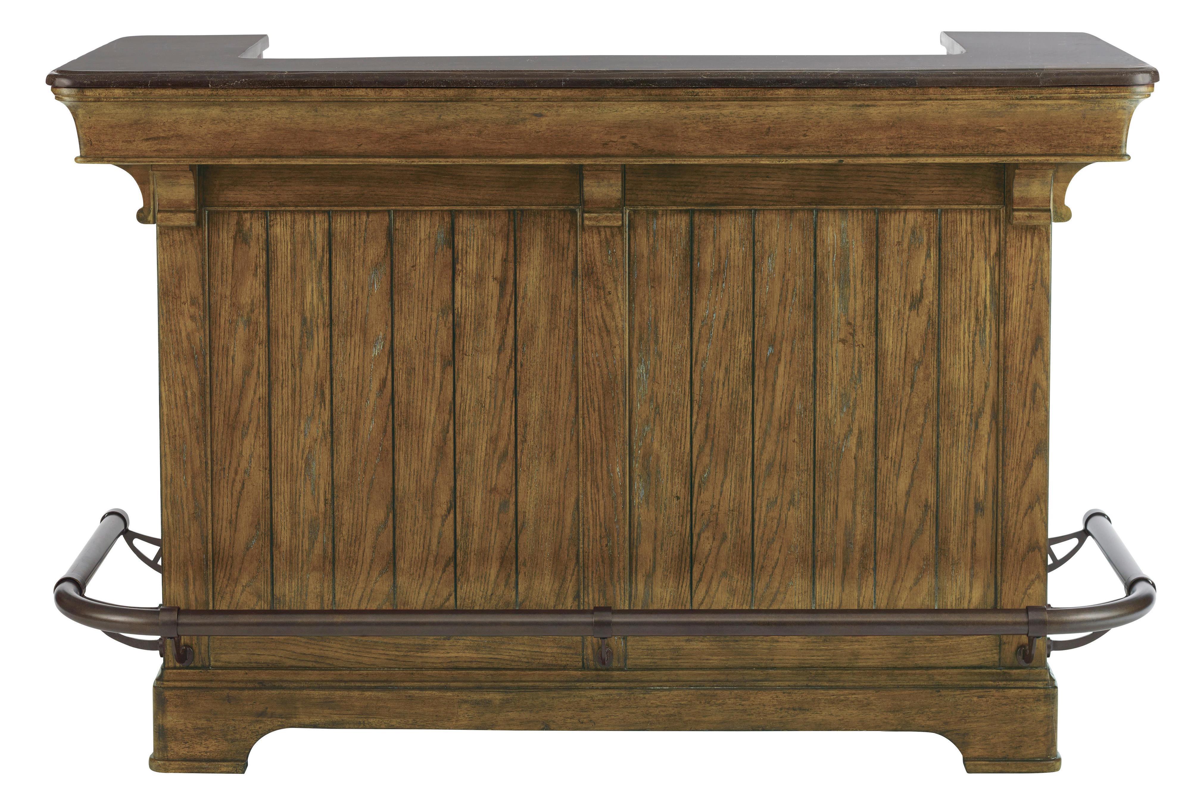 Belfort Select Virginia Mill Traditional Bar - Item Number: 8854-300