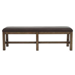 Belfort Select Virginia Mill Upholstered Dining Bench