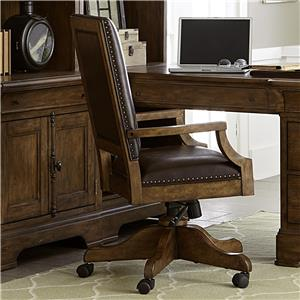 Belfort Select Virginia Mill Desk Chair