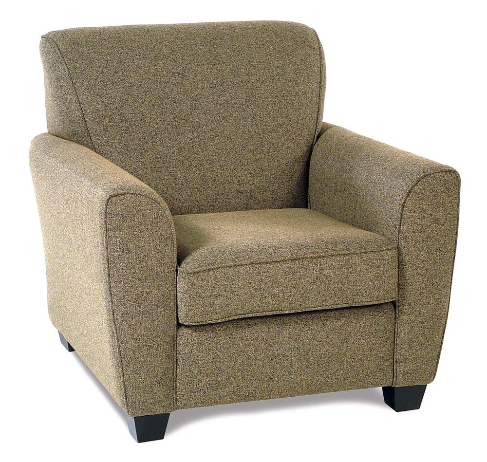 Decor-Rest Balance Upholstered Chair  - Item Number: 2404-CH-ESP