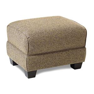 Decor-Rest Balance Upholstered Ottoman