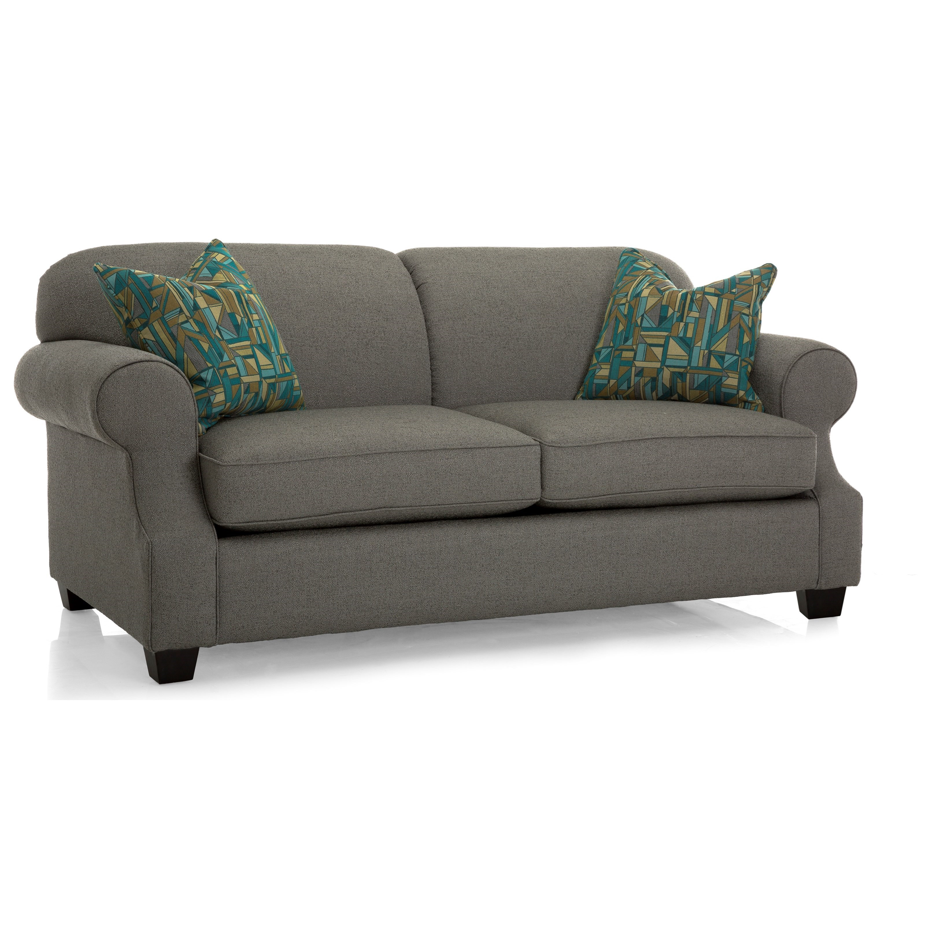 2000 Double Bed Sleeper Sofa by Decor-Rest at Rooms for Less