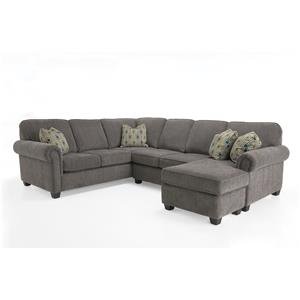 Taelor Designs 2006 Sectional Sectional Sofa Group
