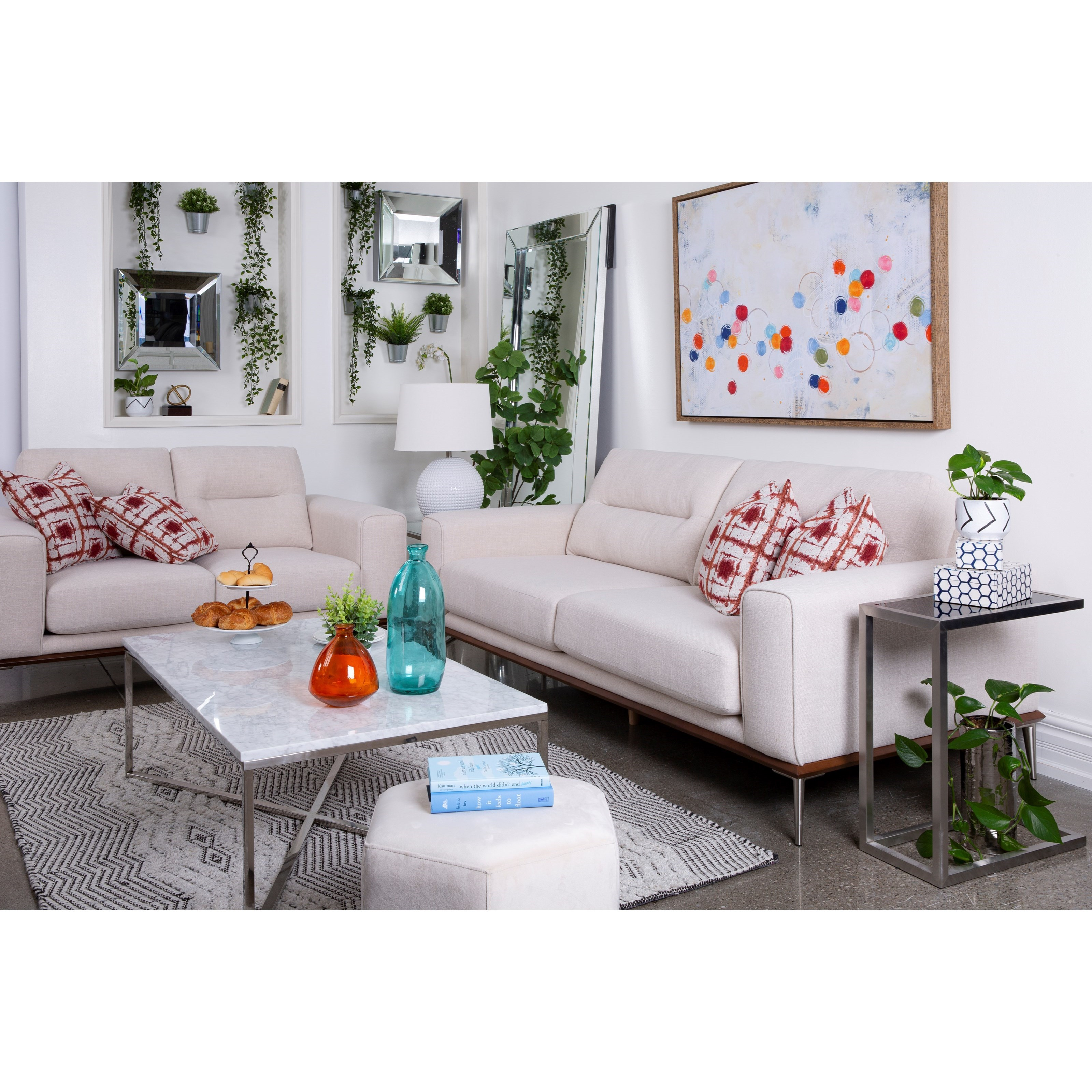 2030 Living Room Group by Decor-Rest at Reid's Furniture