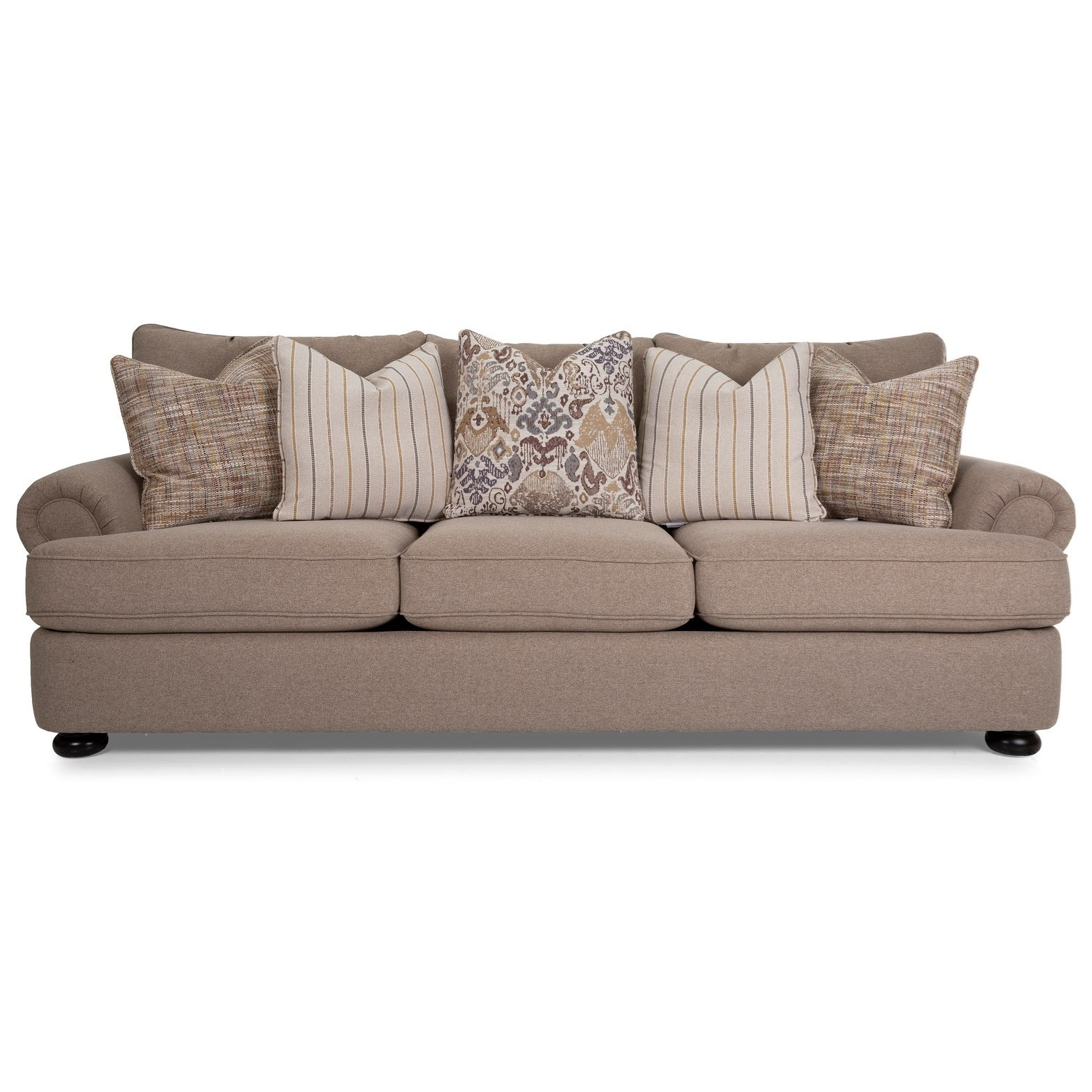 2051 Sofa by Decor-Rest at Reid's Furniture