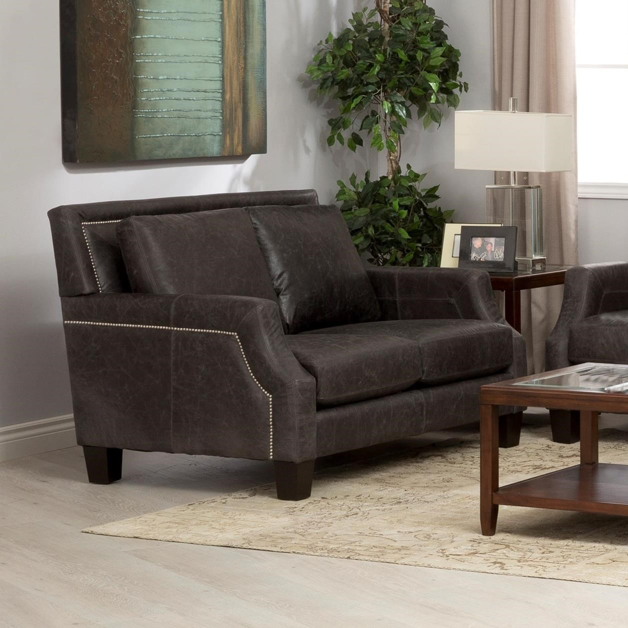 2135  Loveseat by Decor-Rest at Reid's Furniture