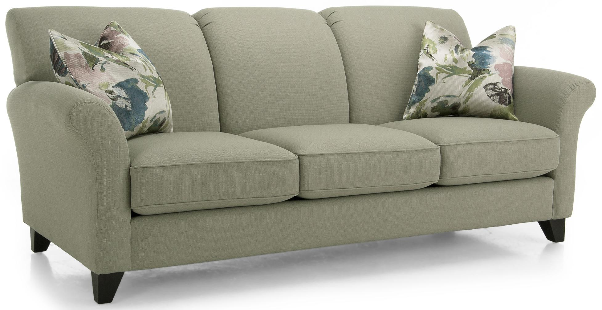 2263 Sofa by Decor-Rest at Reid's Furniture