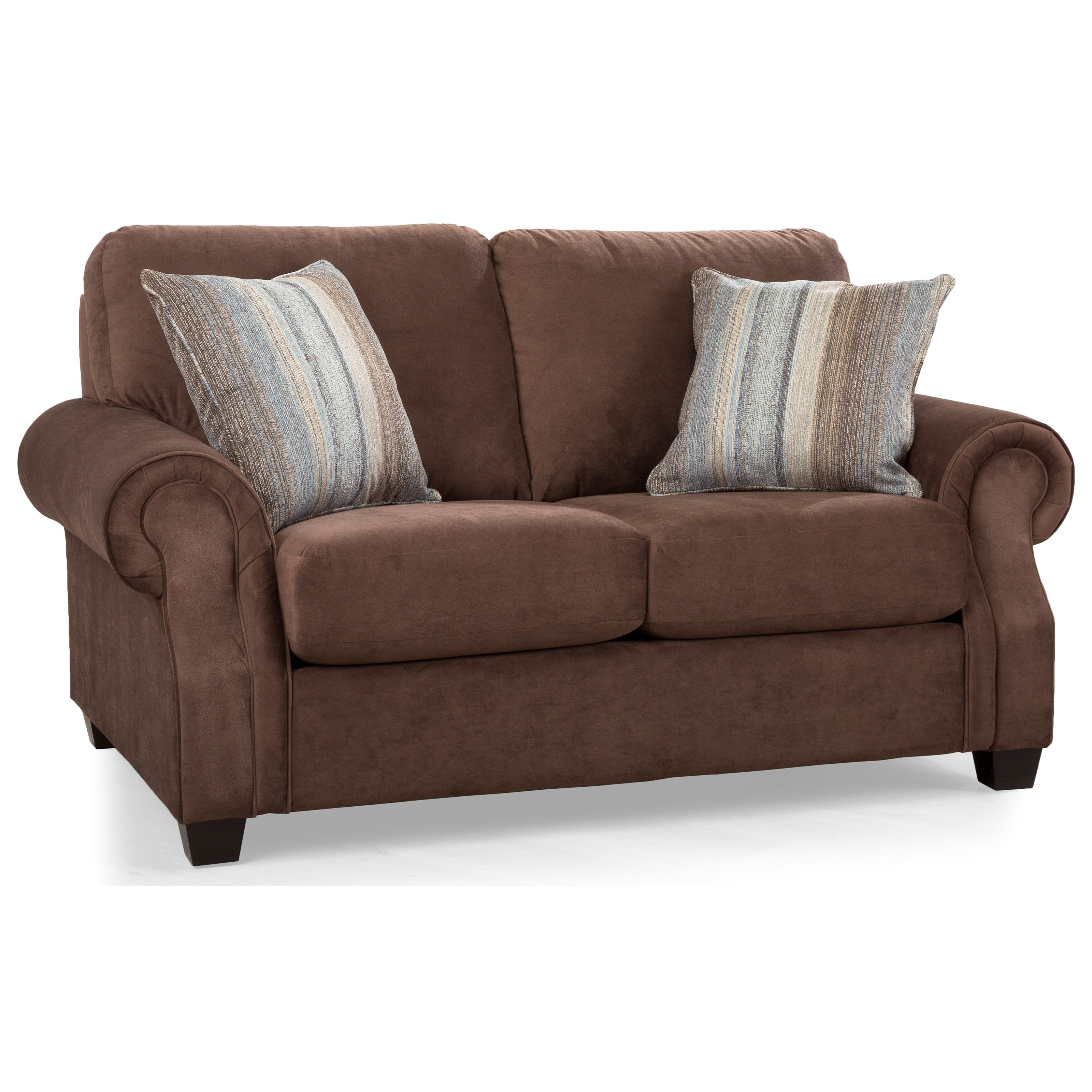 2279 Loveseat by Decor-Rest at Reid's Furniture