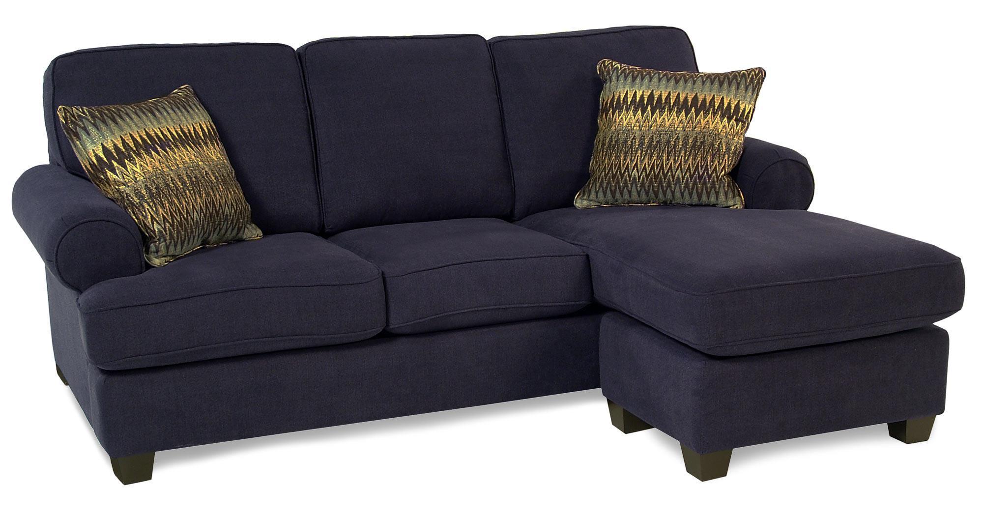 Decor-Rest Addison Sofa w/ Reversible Chaise - Item Number: 2285SRC