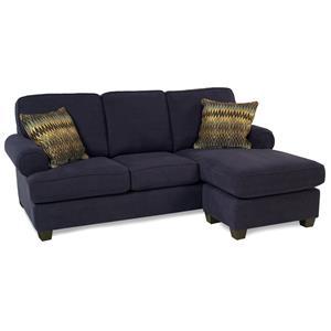 Decor-Rest Addison Sofa w/ Reversible Chaise