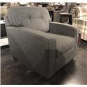 Decor-Rest 2298 Fabric Upholstered Chair - Item Number: DRE2298-C