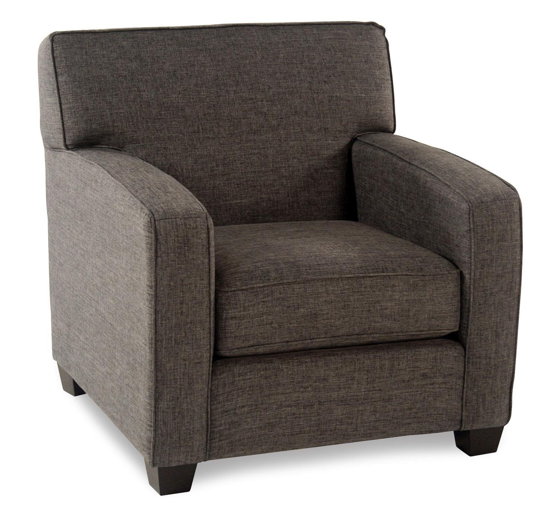 Decor-Rest Pebblestone Chair - Item Number: 2299-03-FALCONE-GRAPHITE