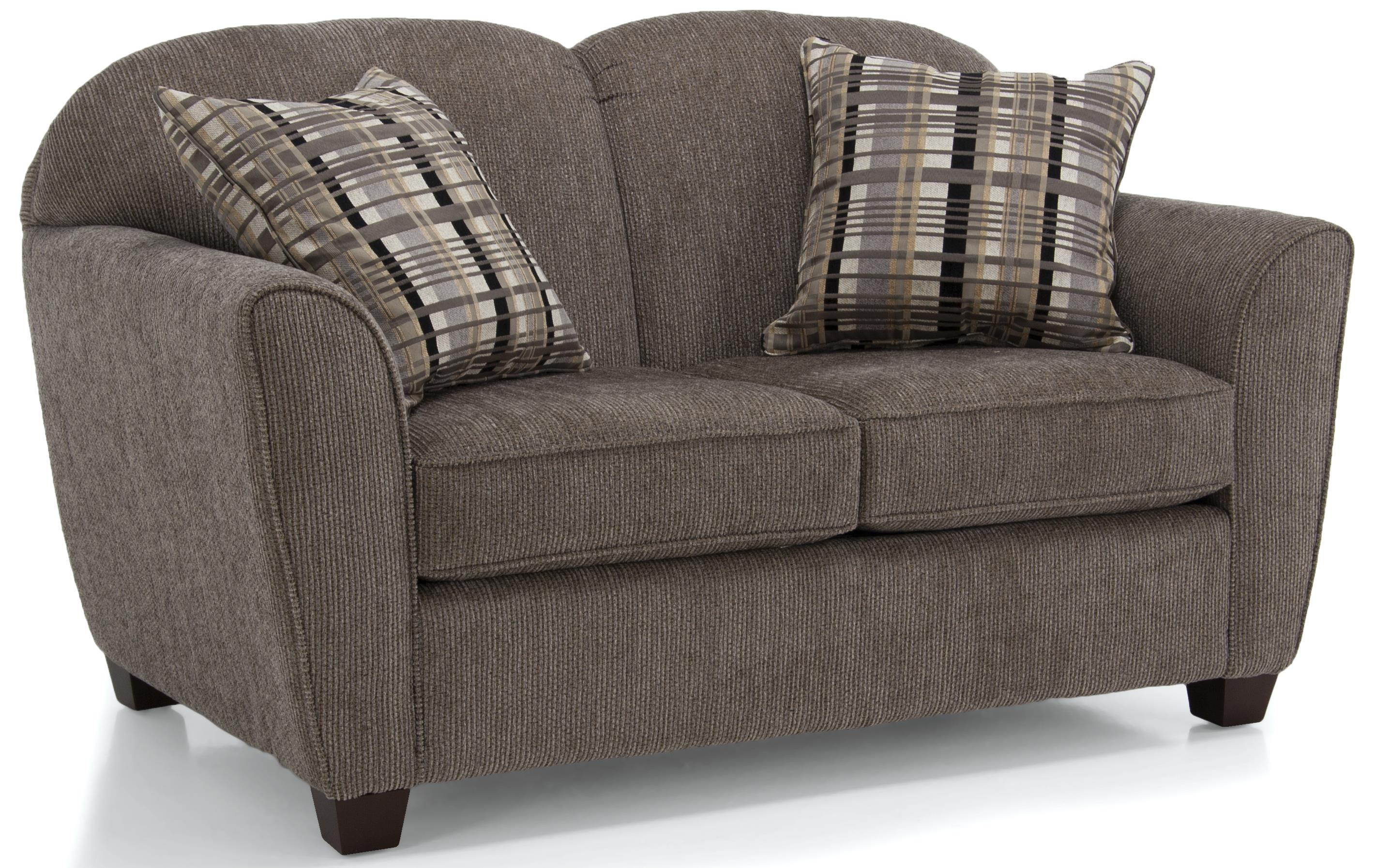 2317 Loveseat by Taelor Designs at Bennett's Furniture and Mattresses