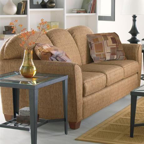 2317 Sofa by Taelor Designs at Bennett's Furniture and Mattresses