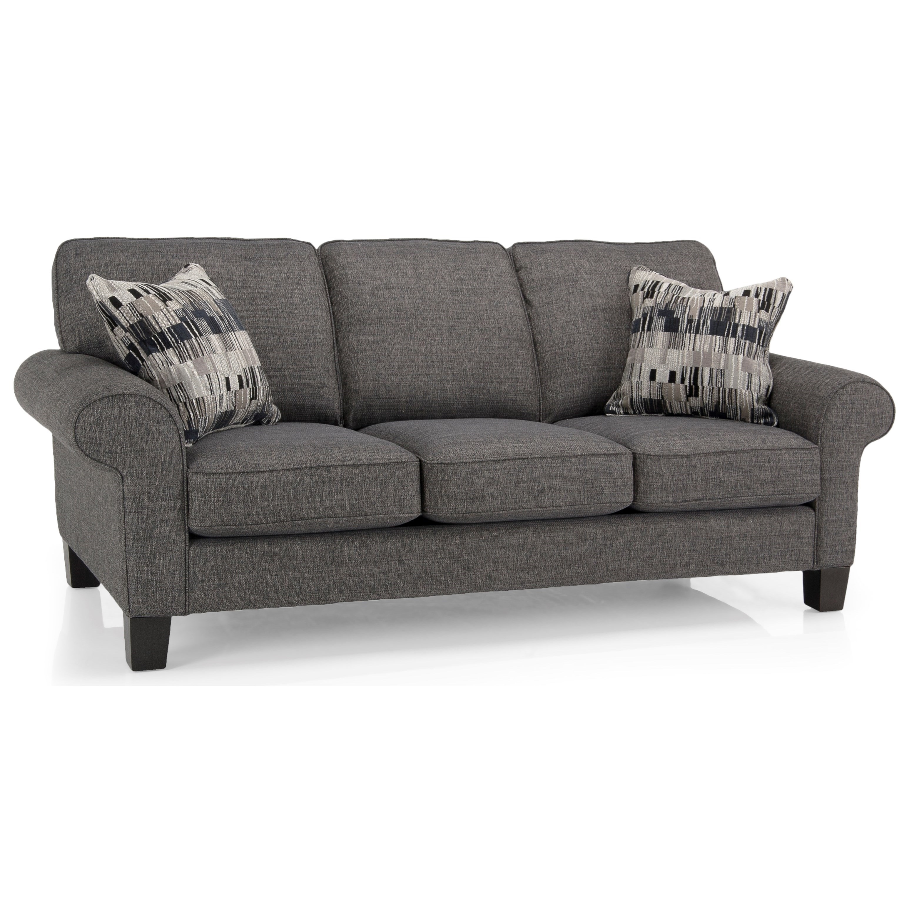 Decor-Rest 2323 Sofa - Item Number: 2323S-BALA GRA