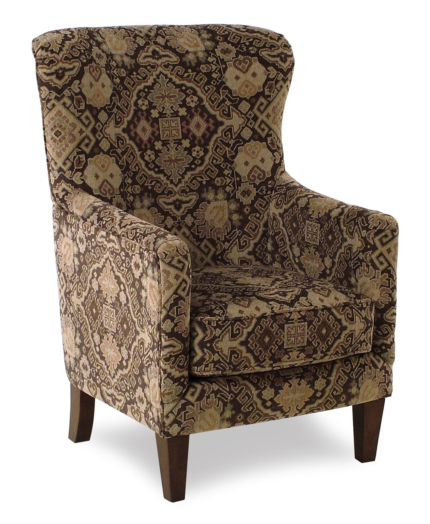 Decor-Rest Maxwell Contemporary Wing Back Chair - Item Number: 2379-SHAWEXPRESSO