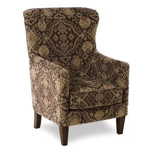 Decor-Rest Maxwell Contemporary Wing Back Chair
